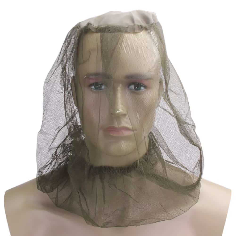 Outdoor Mosquito Mesh Head Net-Face Protector