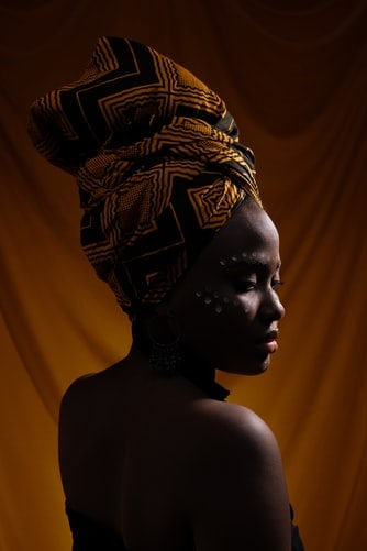 Ancient African Clothing